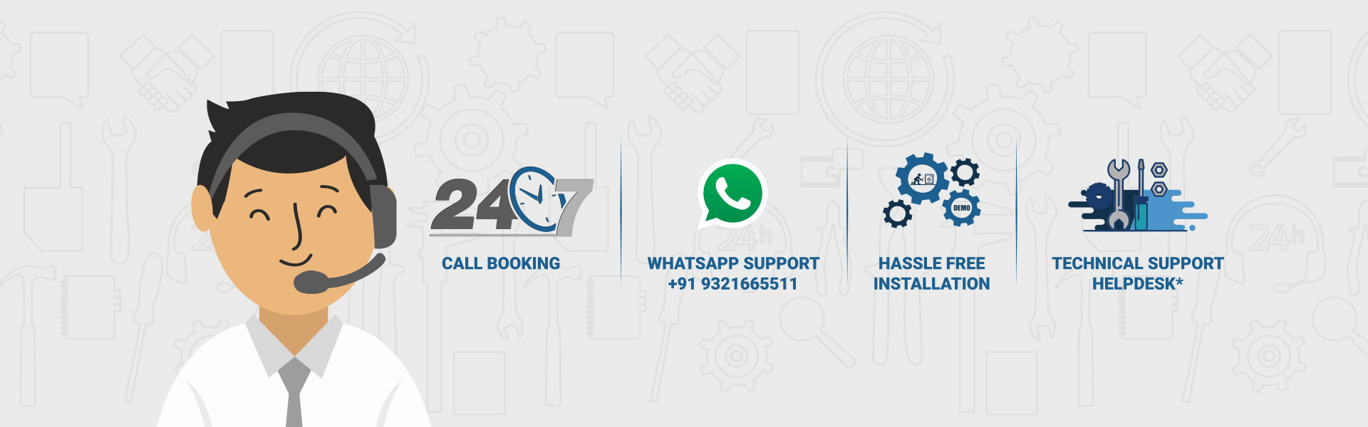 Godrej Security Solutions - Support Centre