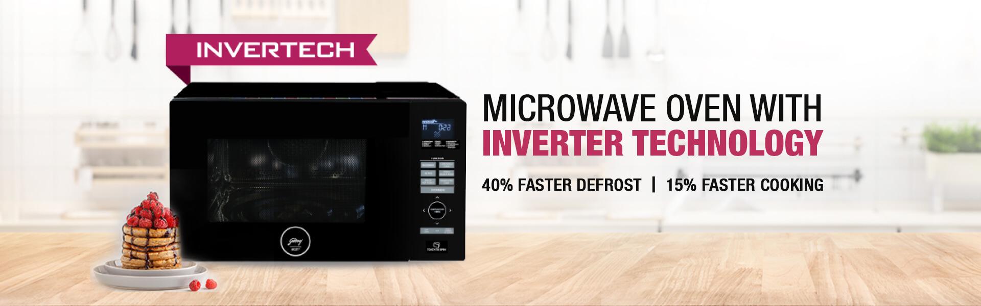 Godrej Microwave Oven Invertech