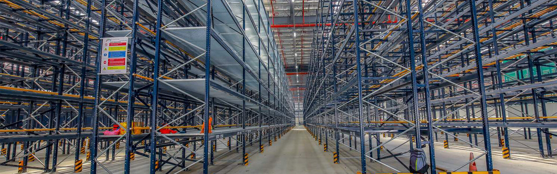 Video-Installation of Storage System at Asia