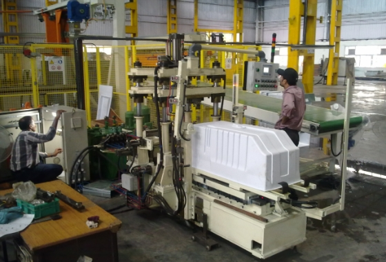 Special Purpose Machines (SPM)
