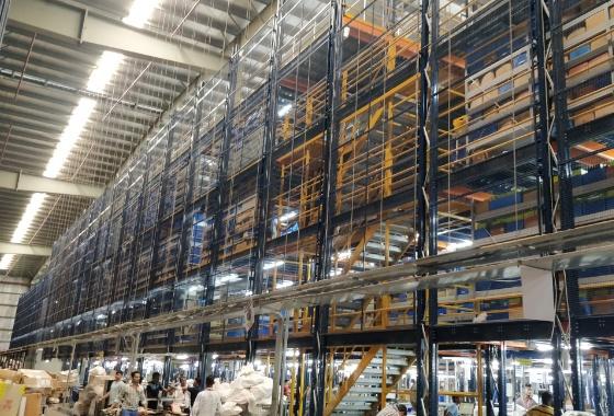 Storage-Distribution-Logistics