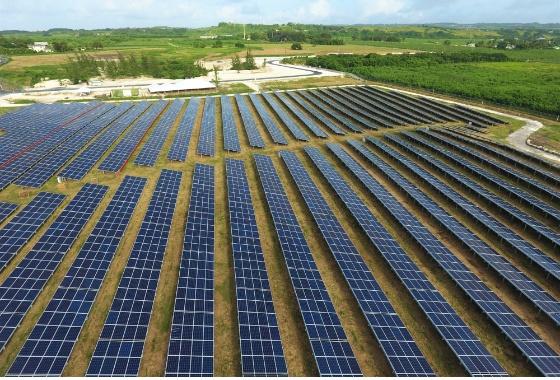Solar-Ground-Mounted-Plant