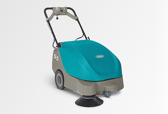 Tennant Industrial Sweepers