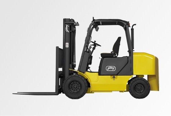 Diesel-Forklift