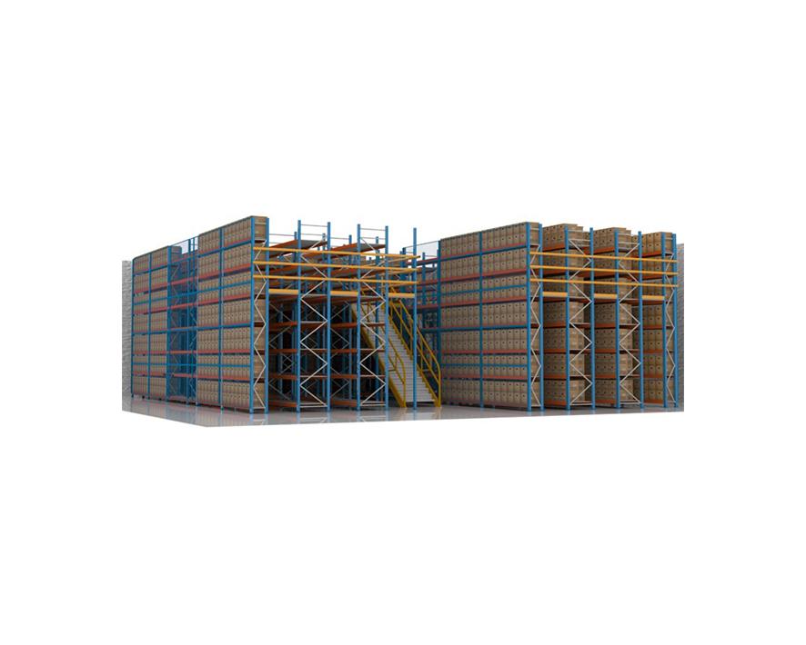 Altius Shelving System