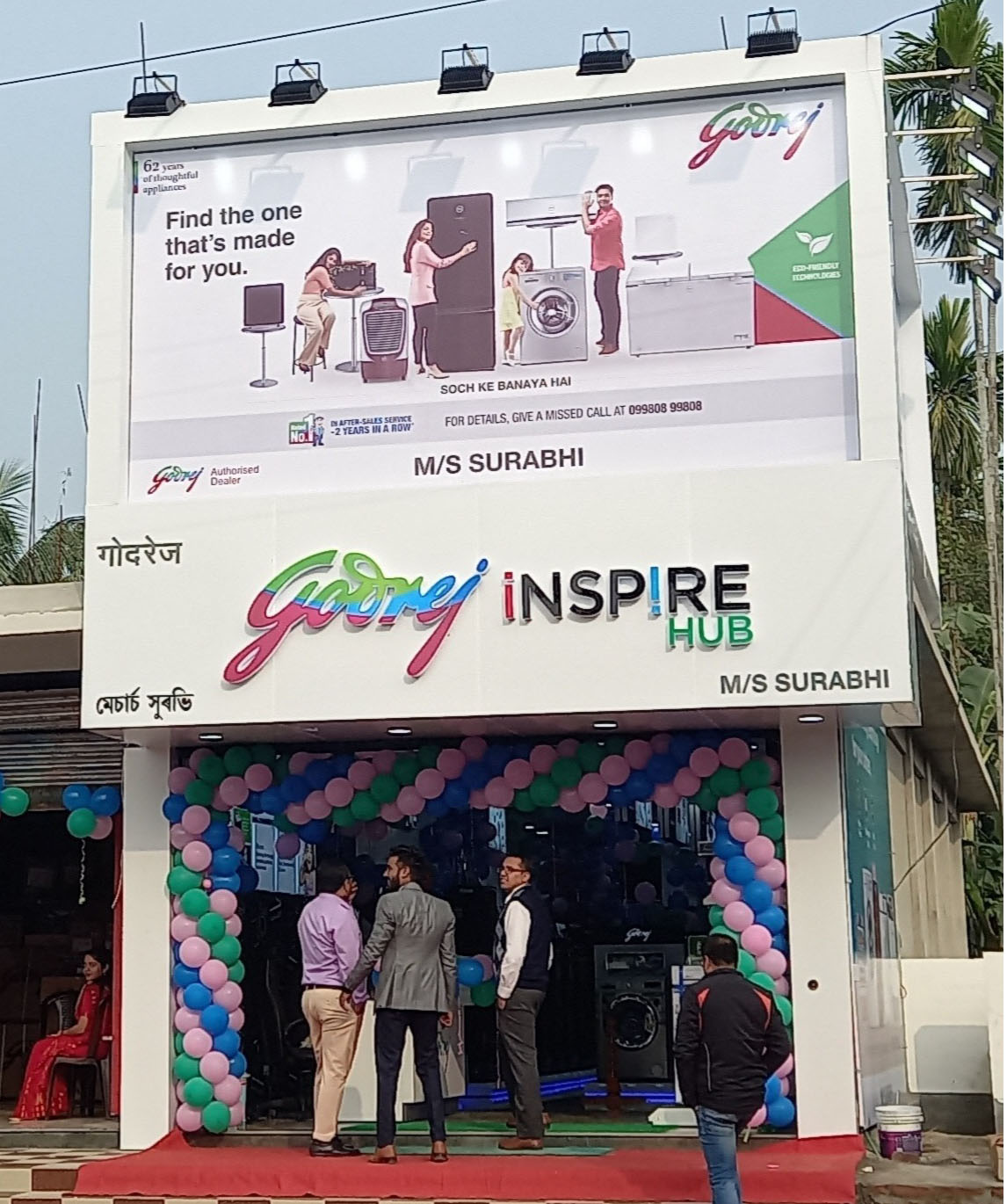 Godrej Appliances strengthens its presence in Assa
