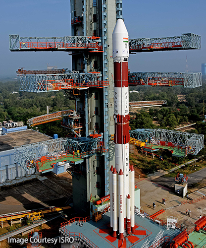 Godrej Aerospace Partners with ISRO