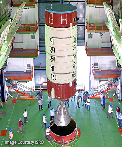 Godrej Aerospace Partners with ISRO