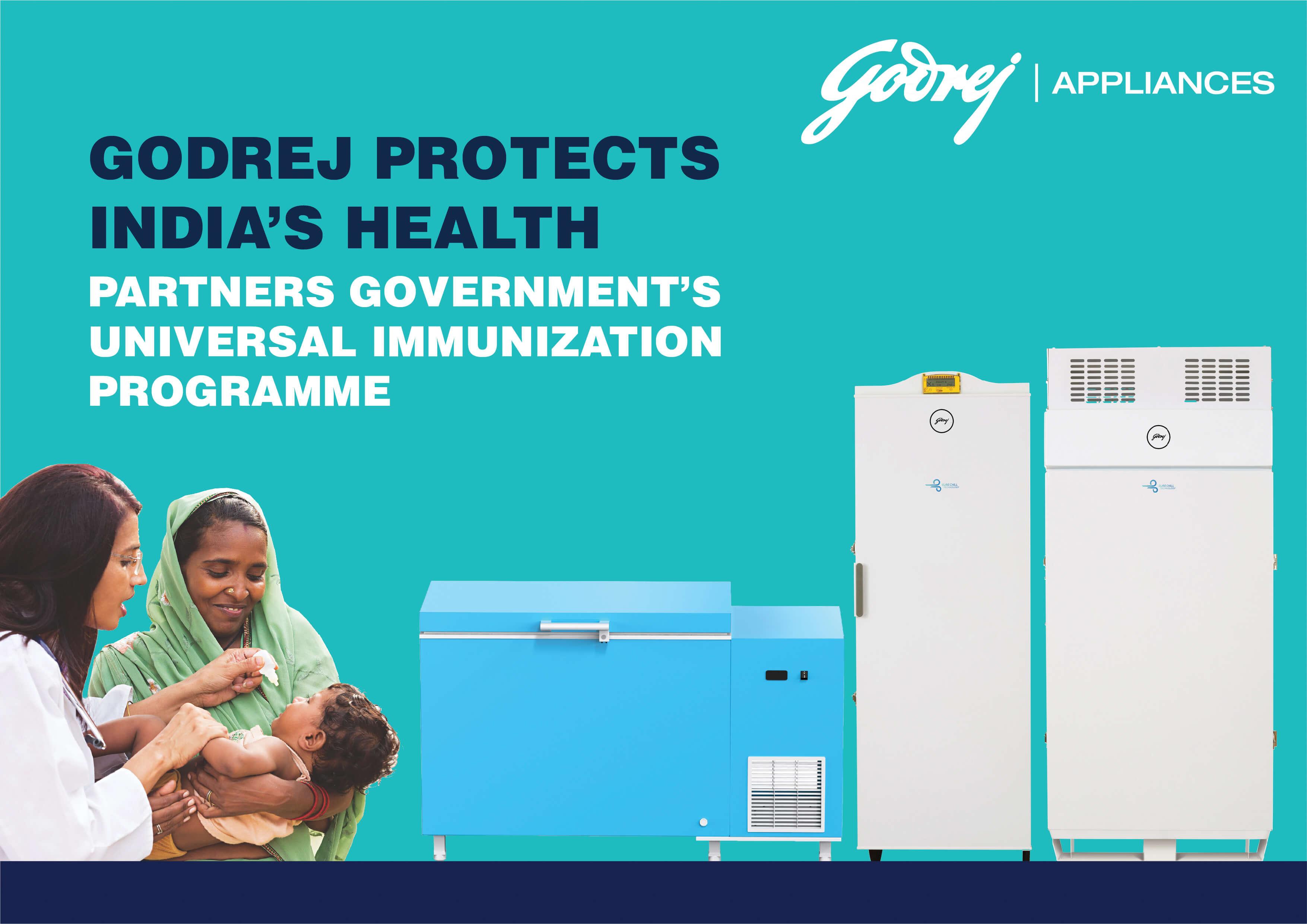 Godrej Appliances protects Indias health