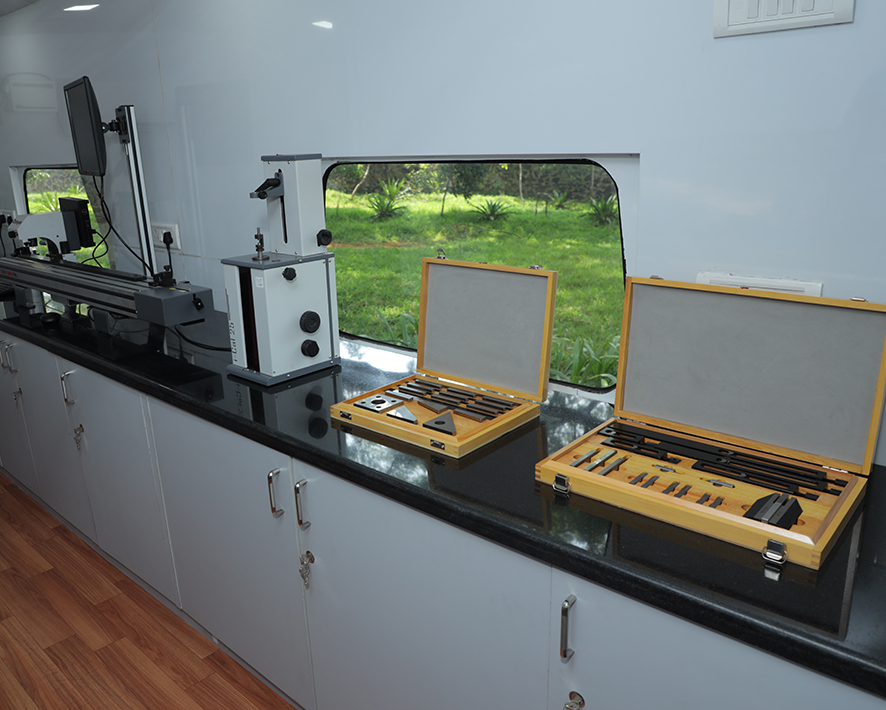 Mobile Calibration Van 2