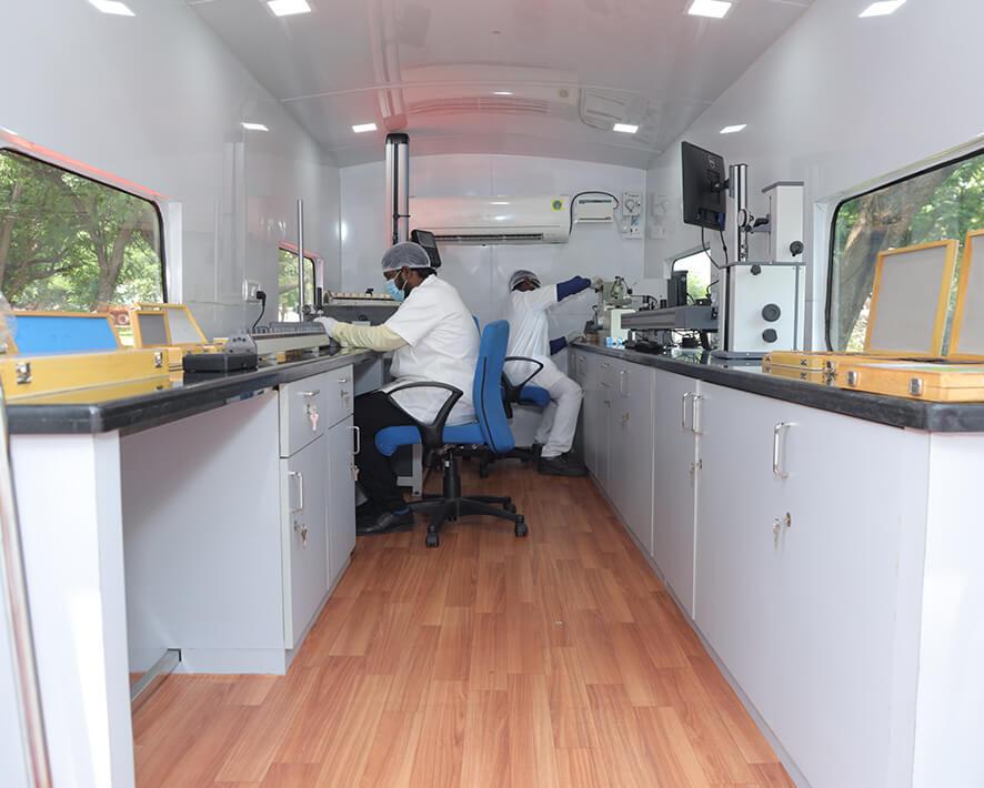 Mobile Calibration Van 1