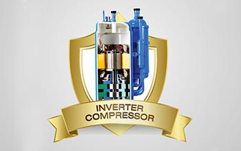 10 Year Warranty On Inverter Compressor
