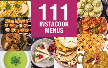 111 Instacook menus