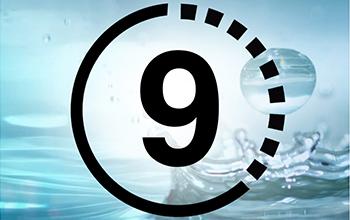 9 Wash programs
