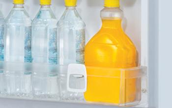 2.25L Bottle Space