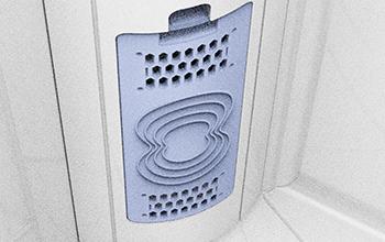 Cartridge Lint Filter