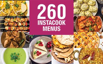 260 instacook recipes