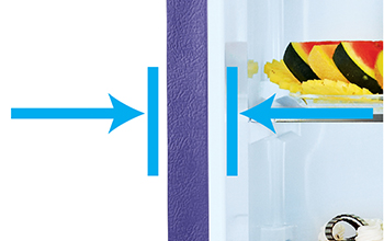 2.75 inch Thickest Insulation