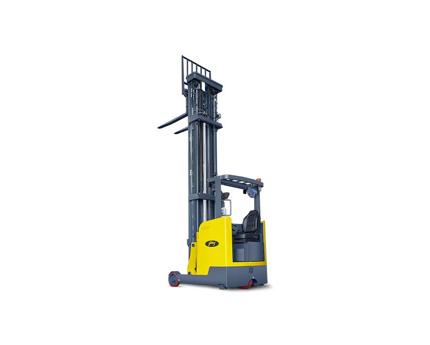 1.4 to 2 tonnes Godrej Pro series Reach Truck