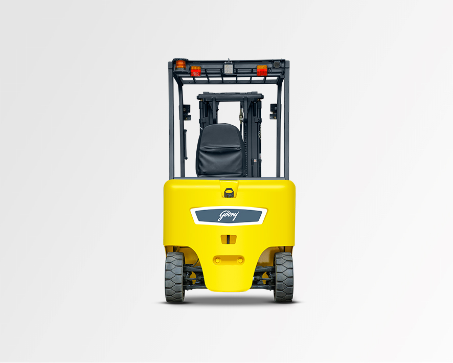 1.5 to 2 tonne UNO series Godrej Electric Forklift 4