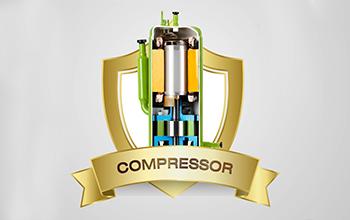 5 YEAR WARRANTY ON COMPRESSOR