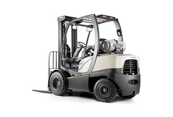 Godrej Intralogistics Material Handling Lpg Forklifts C 5