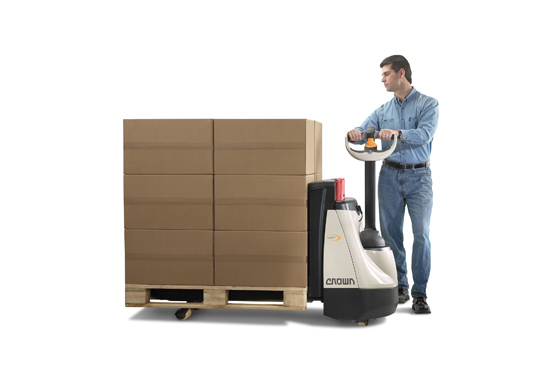 Powered-Pallet-Truck