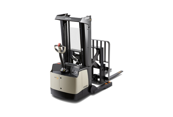 Counterbalanced-Electric-Stacker