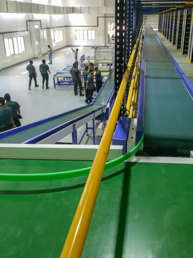 Flat Belt Conveyor-1