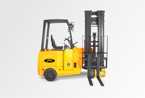 Articulated-Forklifts