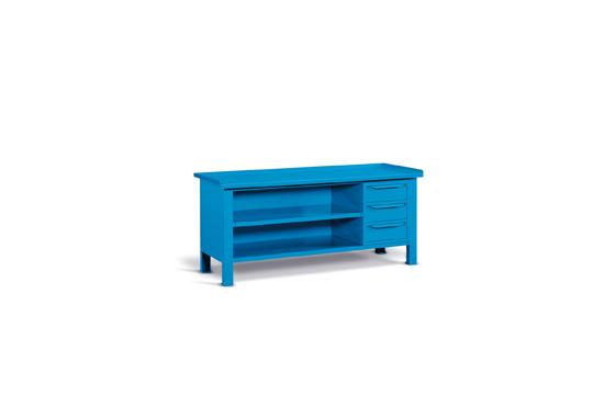 Steel Workbench-1