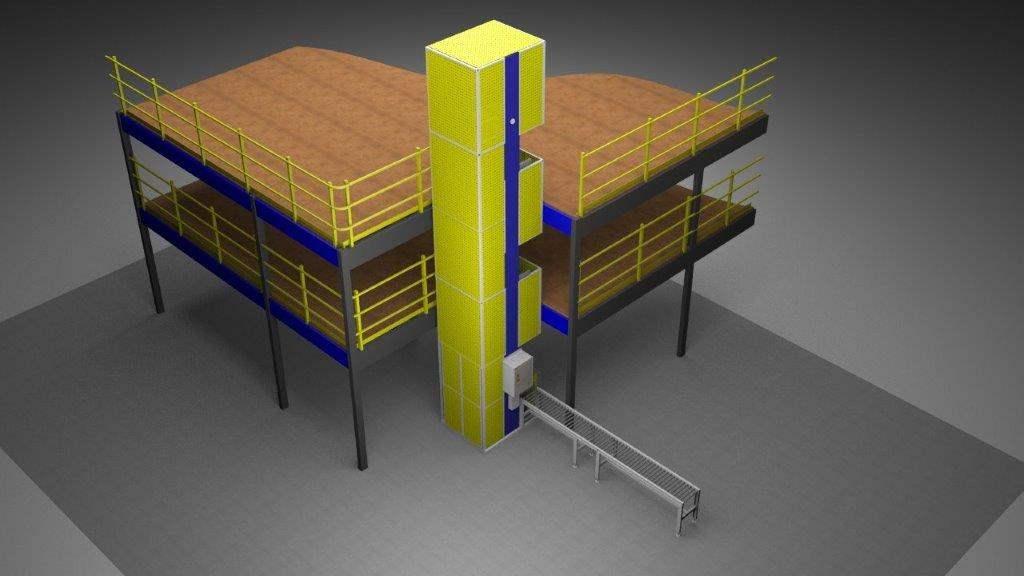 Vertical Conveyor-3-3