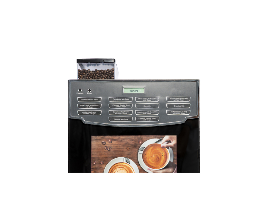 Minifresh Espresso/ Combo with Visible Bean Hopper-2