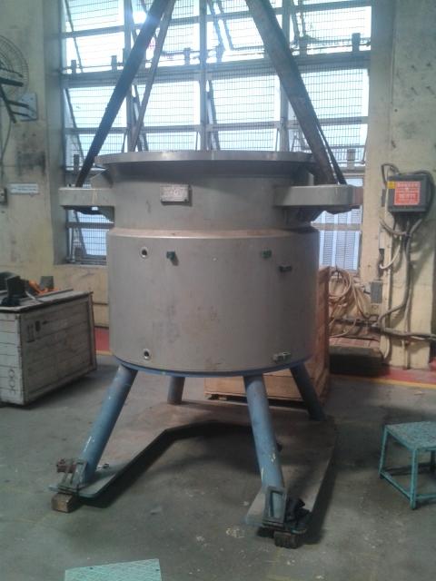 Mixer Bowls – Ordnance Factory Itarsi (OFI)