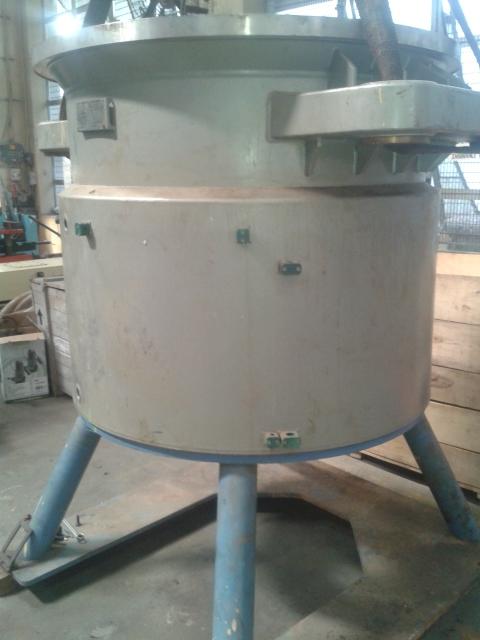 Mixer Bowls – Ordnance Factory Itarsi (OFI) 1
