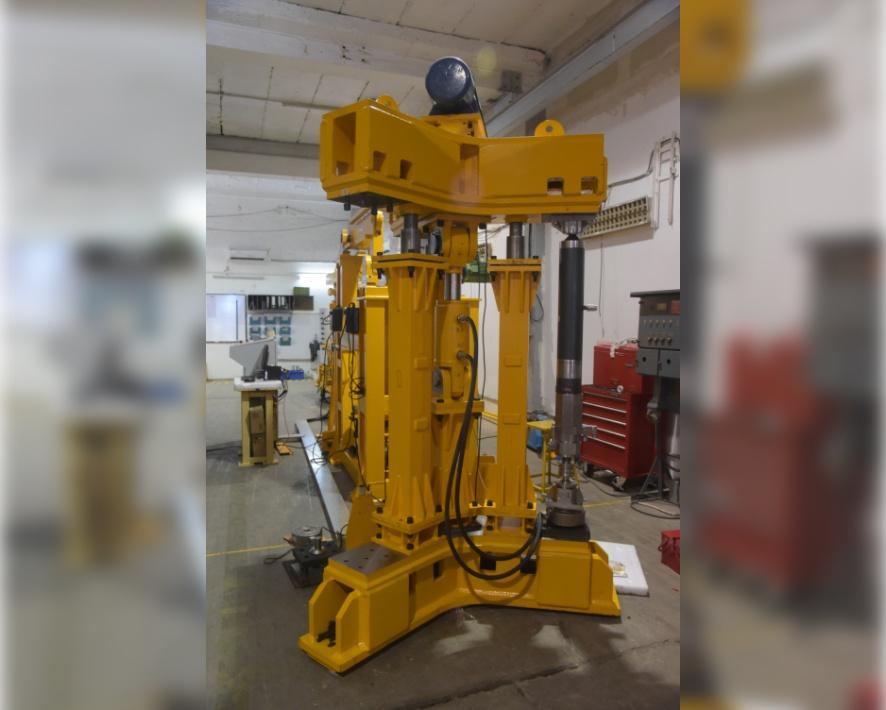 Pneumo Hydro Shock Absorber – (PHSA) – RD E(E),DRDO PUNE