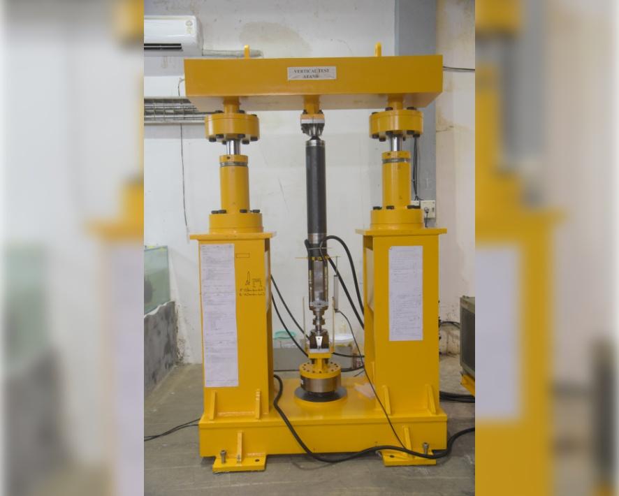 Pneumo Hydro Shock Absorber – (PHSA) – RD E(E),DRDO PUNE-2