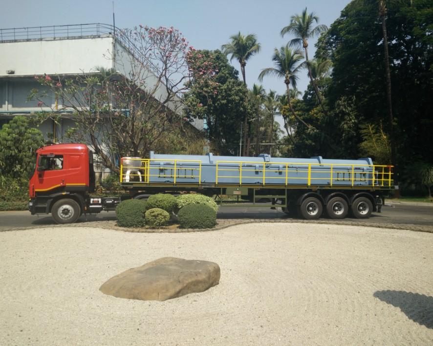 Armored Carrier – RDE(E),DRDO Pune-1