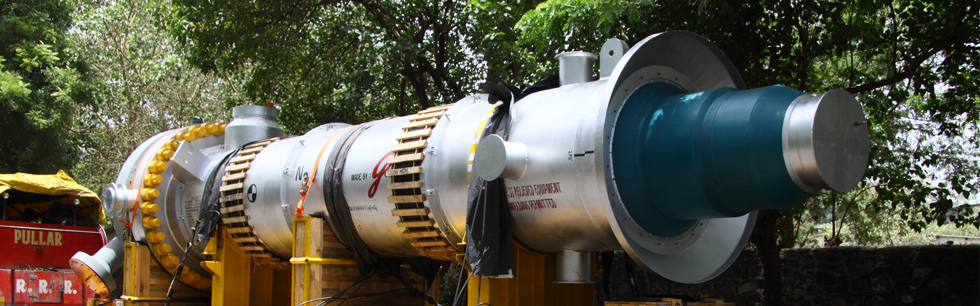 High-Pressure-Heat-Exchangers