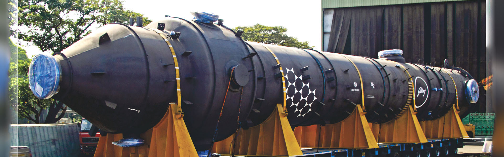 Cycle-Gas-Heat-Exchanger