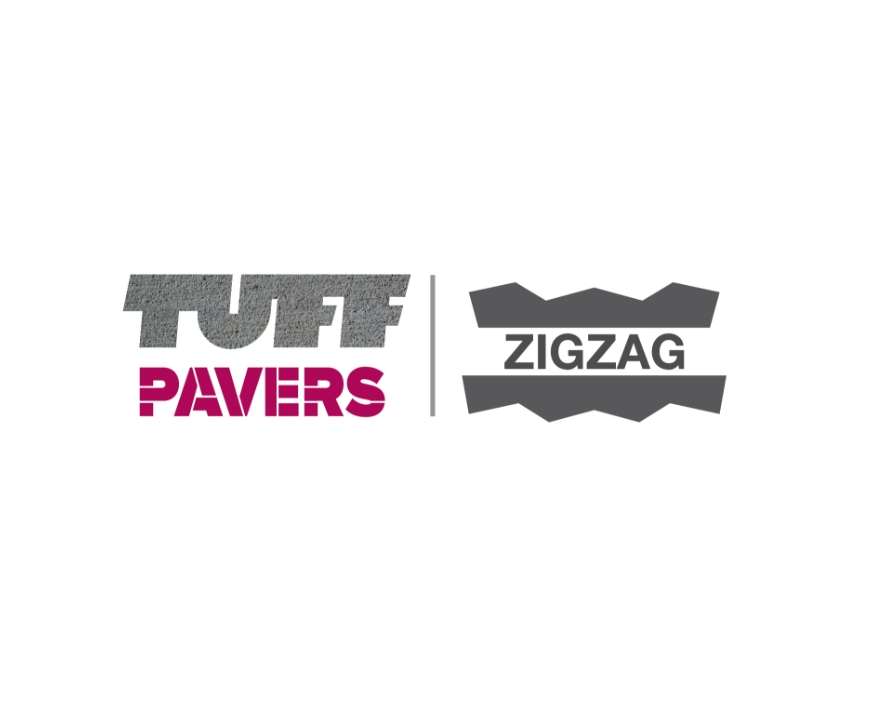 TUFF Pavers Zig Zag 1