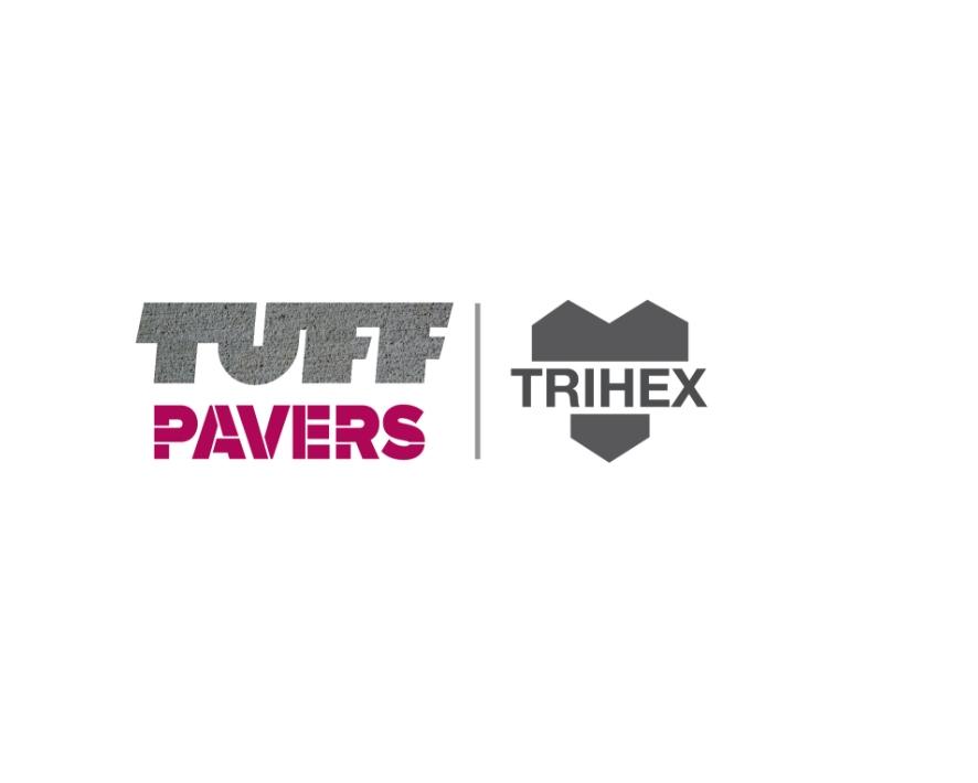 TUFF Pavers Trihex 1