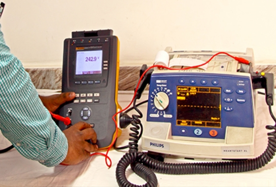 Medical Devices Calibration