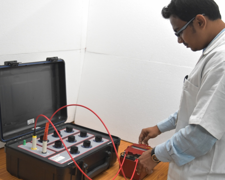 Electro Technical including RF Calibration-1