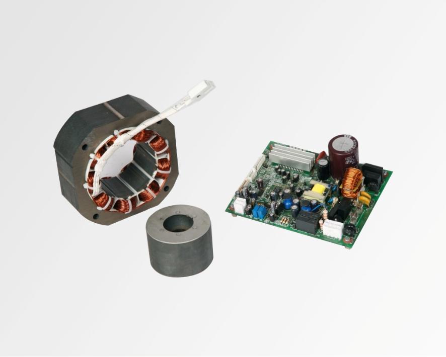 Hermetic Compressor Motors for Domestic Refrigerators (Induction/BLDC Motors)