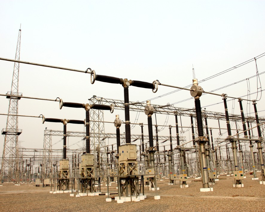AIS-Substation-765-kV.