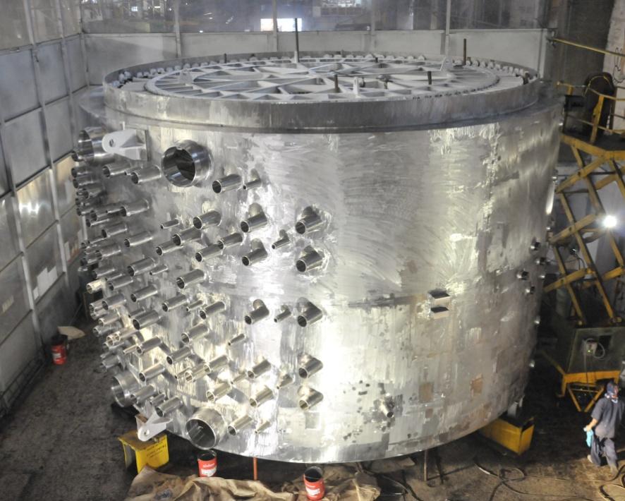 Calandria for 700MW PHWR