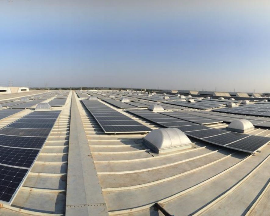 Solar-Rooftop-Plant