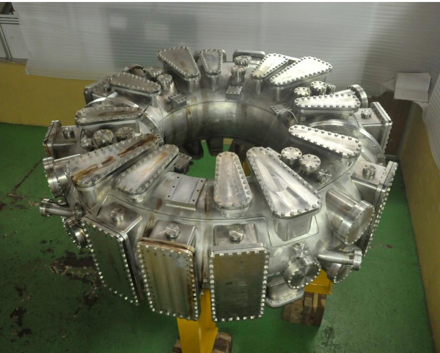 Toroidal Vacuum Vessel-1