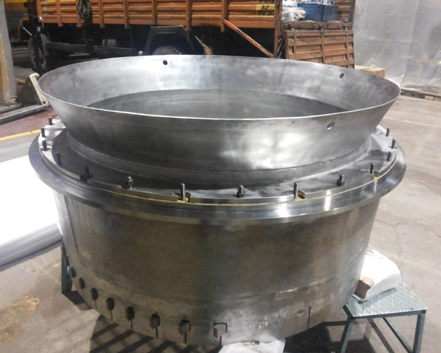 Catalyst Basket for Nitric Acid plant-2